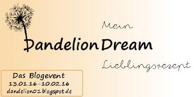 Blogevent Dandelion Dream