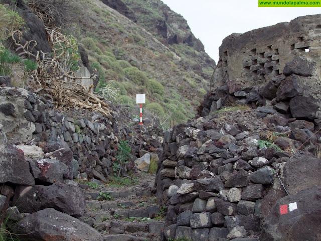 El Cabildo encarga a Gesplan la mejora de los senderos del norte y sur de la isla, por un importe de 400.000 euros