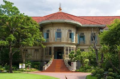 Vimanmek Teak Mansion