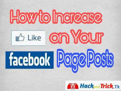 How to Increase Likes on Facebook Page Posts Free with Autoliker sites