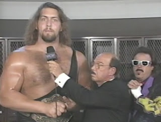 WCW Slamboree 1996 Review - The Giant defended the WCW title against Sting