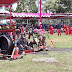 Suguhan Berbagai Atraksi,  Menarik Animo Warga Saksikan Penutupan TMMD 104 Sukoharjo