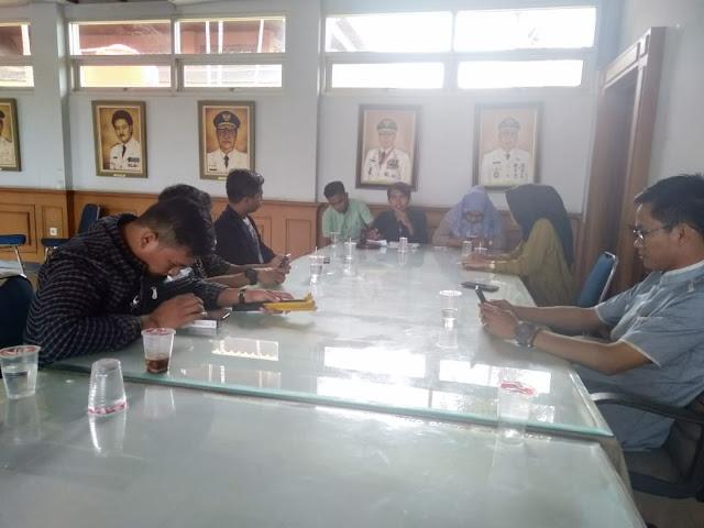 Suasana rapat kerja HMPM Jabodetabek
