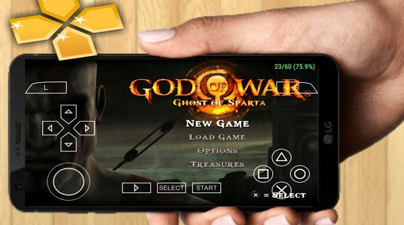 God of war game for android|ppsspp|