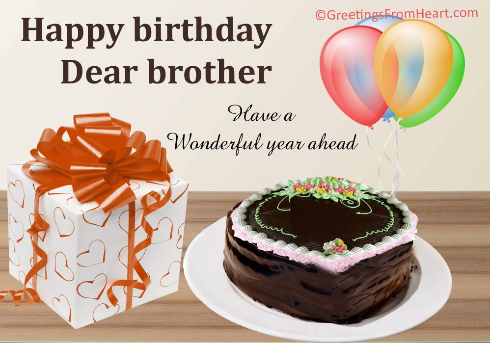 101 Happy Birthday Wishes For Brother Happy Birthday – Best Birthday Wishes Greetings