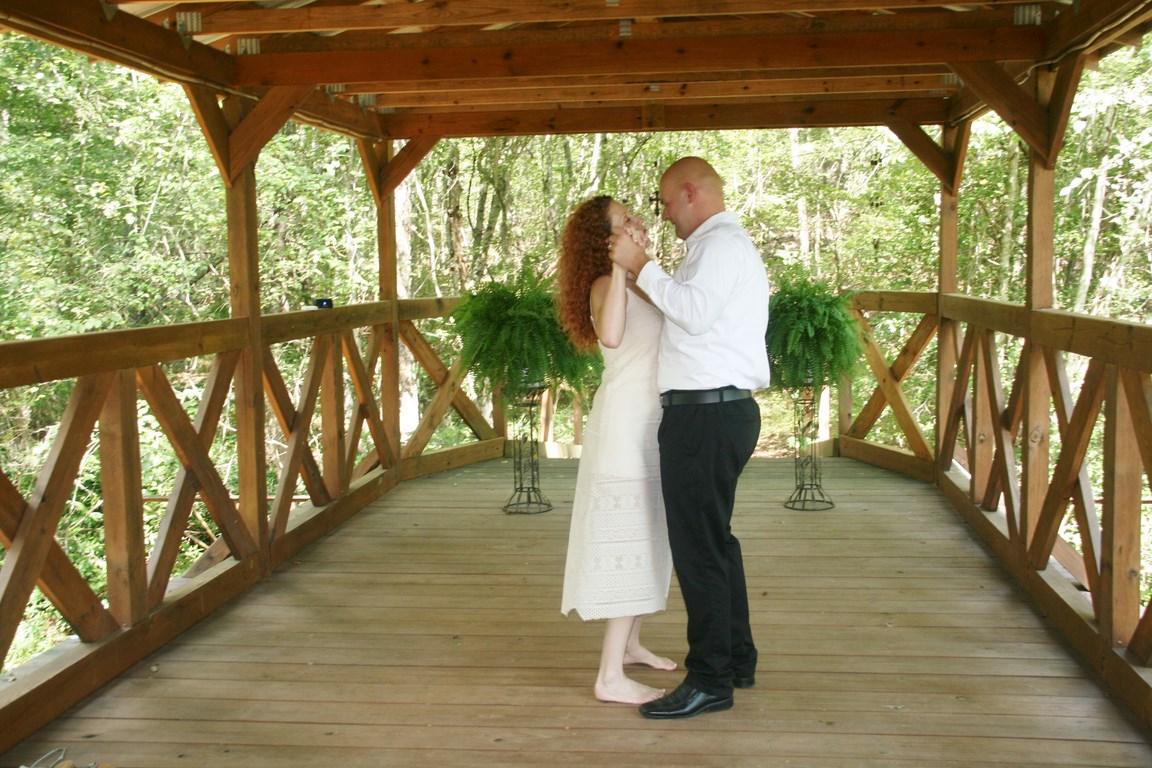 Elope in North Carolina - Misty and James ~ NC Wedding Blog
