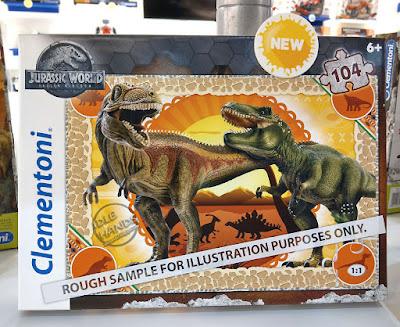 Toy Fair 2018: Jurassic World: Fallen Kingdom
