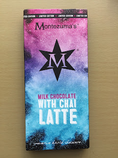 Montezuma's Milk Chocolate Chai Latte Bar