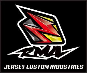 Jersey Custom RMA Ride More Asia