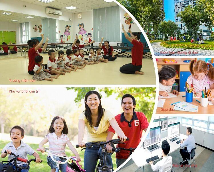 Tiện ích 5 sao của dự án Mipec Kiến Hưng Hà Đông