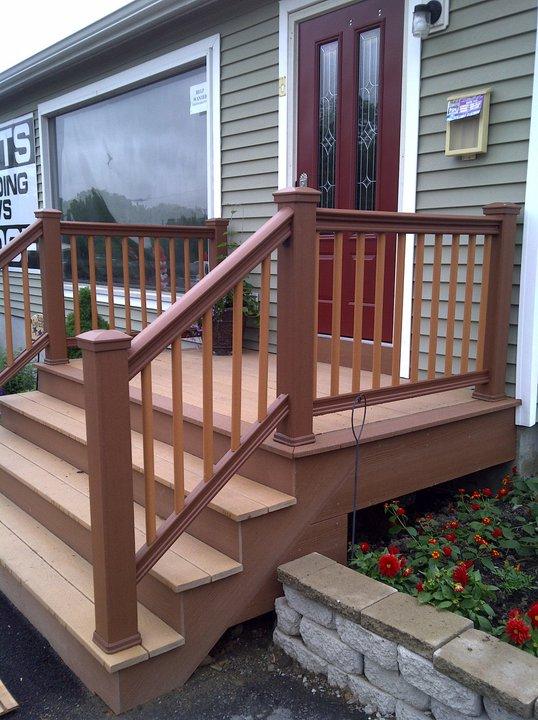 Front Entrance Deck | Joy Studio Design Gallery - Best Design