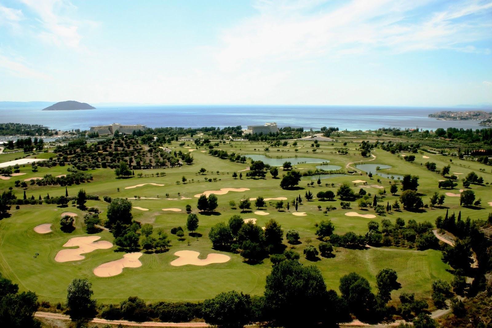 Τουρνουά Γκολφ στο Porto Carras Grand Resort  9º Porto Carras Pro Am & Open 2018!