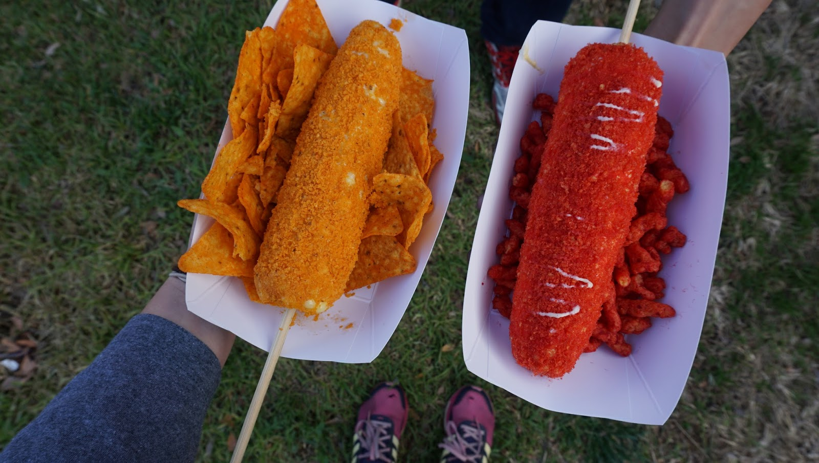 Swirl fiesta in riverside takes elote to the next level for Where can i get fish and chips near me