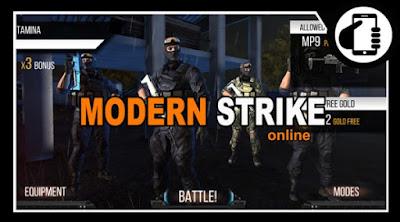 Download Modern Strike Online Apk Mod