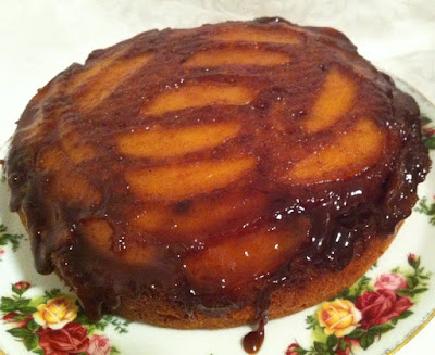Apple Upside Down Cake Recipe Bbc