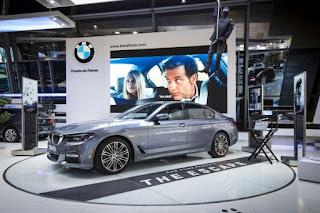 Noul BMW Seria 5 intr-o prezentare speciala la BMW Welt