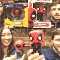 Funko Pop! Deadpool Previews