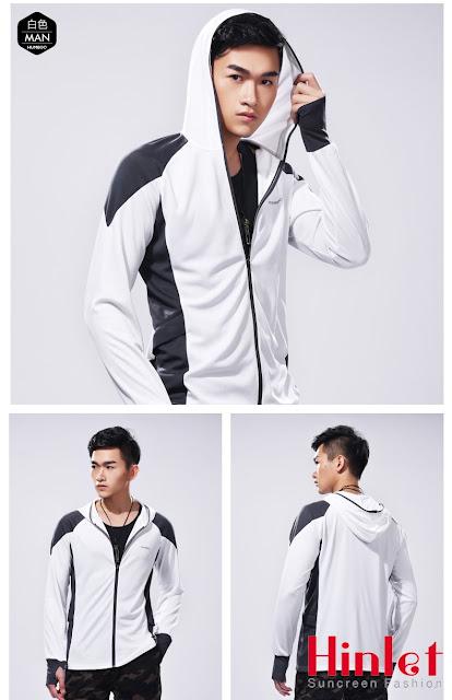 áo khoác chống nắng nam Nhật