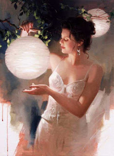 Paper and porcelain, Richard S. Johnson