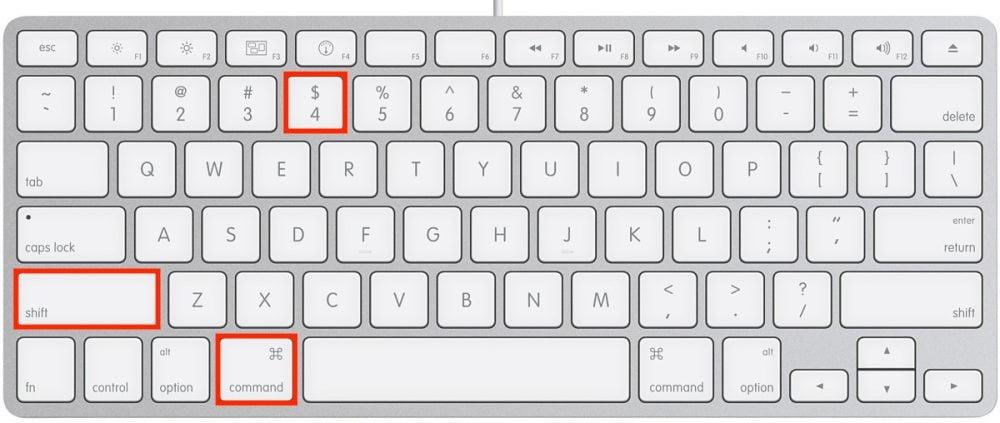 كيفية التقاط لقطة شاشة على جهاز ماك