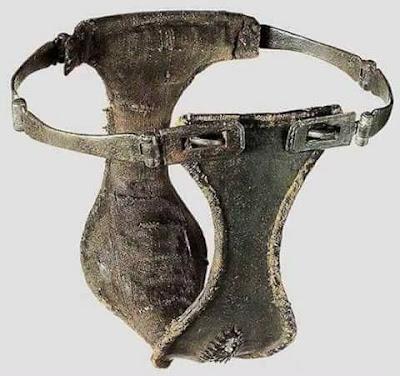 هل سمعتم عن حزام العفة الذين انتشر قديما ؟؟