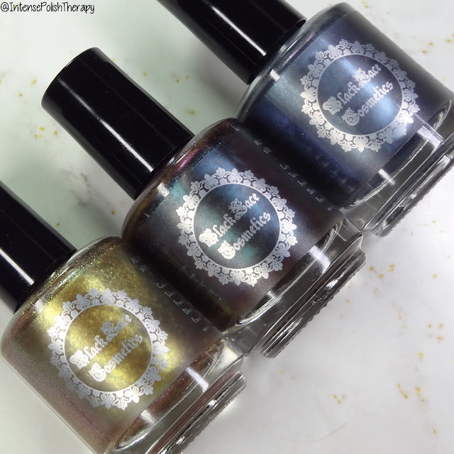 Black Lace Cosmetics | Punk Around the Block Collection