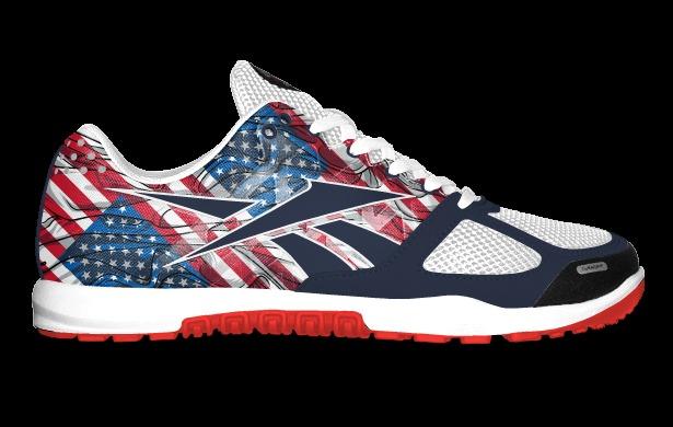 american flag reebok crossfit
