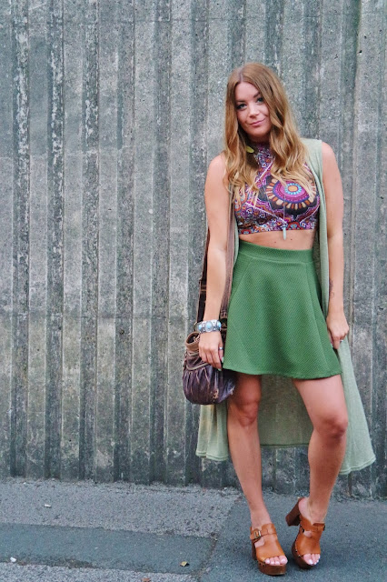 bohemian style fashion