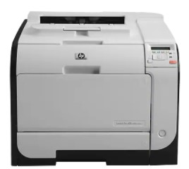 Download HP LaserJet Pro 400 color Printer M451 Printer Drivers