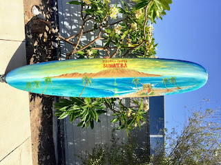 New Surfboards custom in all shapes and sizes by Paul Carter