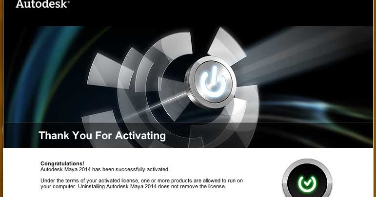 AUTODESK 2014 ALL PRODUCTS ACTIVATOR (X32 & X64) WINDOWS +
