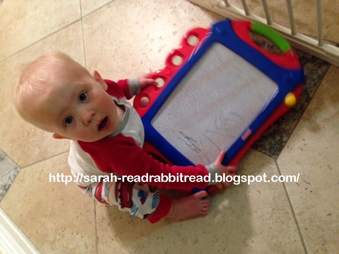 Read Rabbit Read Activity Wall