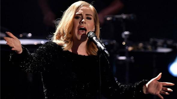 Adele se presentará en evento antes de los Grammy para fanáticos seleccionados.