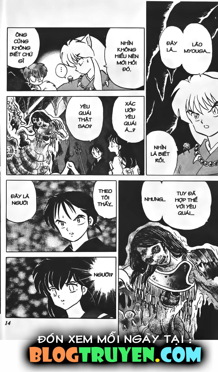 Inuyasha vol 10.1 trang 13