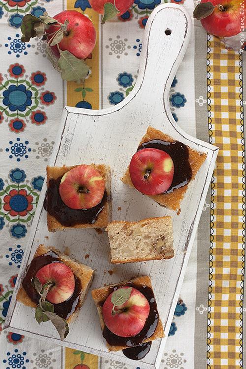 Drugarski kolač sa jabukama