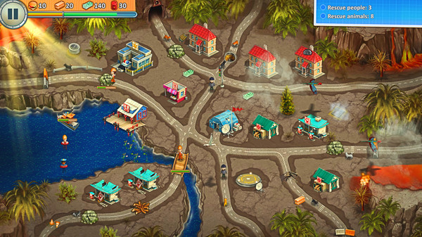 Rescue Team 4 PC Game Download