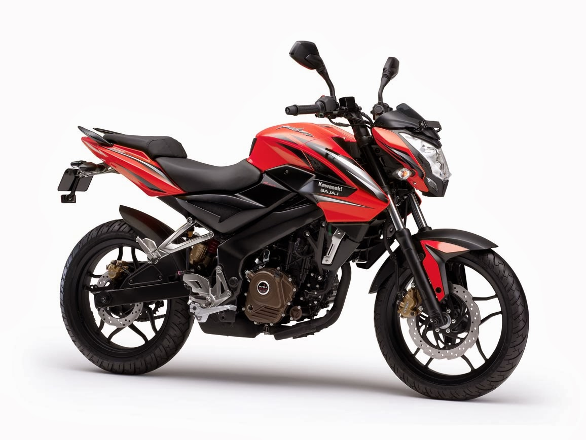 Kawasaki Bajaj Pulsar 200ns Modifikasi Sport Pati