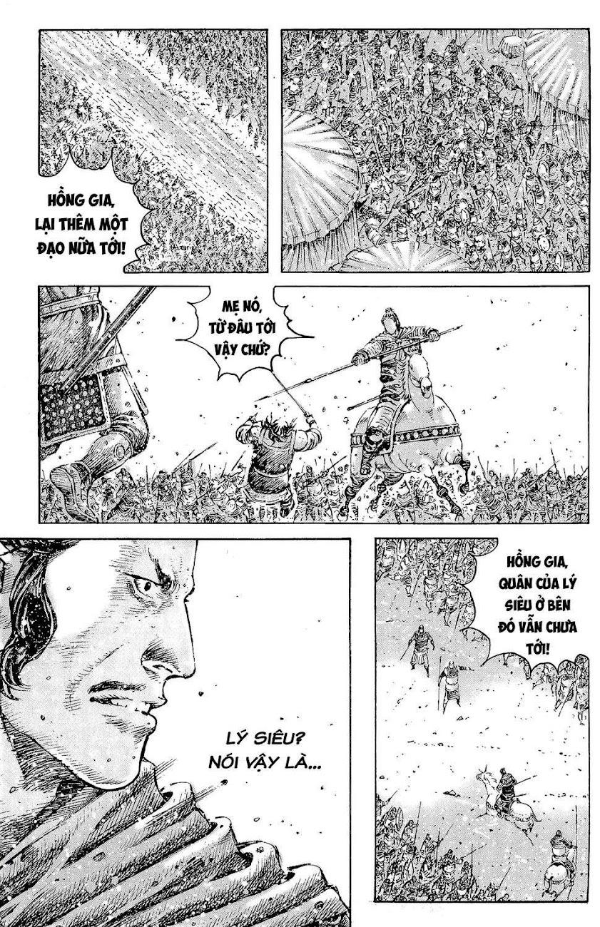 Hỏa phụng liêu nguyên Chương 343: Lấy một cản trăm [Remake] trang 15