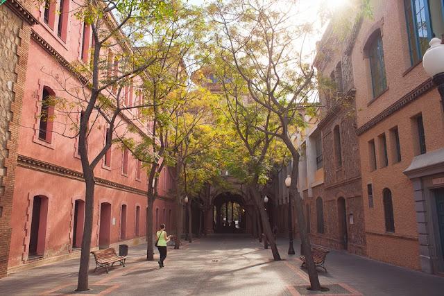 Университет Барселоны