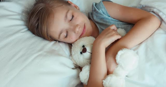 5 Tips To Improve The Quality Of Your Child's Sleep