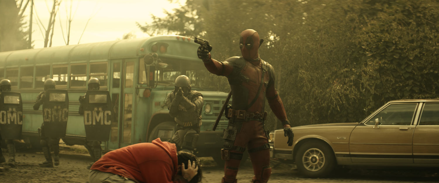 DEADPOOL 2 - secuela