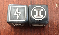 Tiny Epic Galaxies Beyond the Black Gamelyn Games Energy and Culture Dice