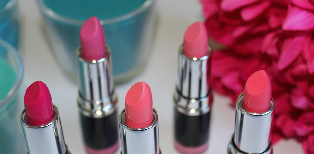 IMG 2510 - Freedom Pink Collection Lipstick