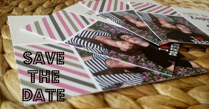 Stylowy ślub - Save the date (1)