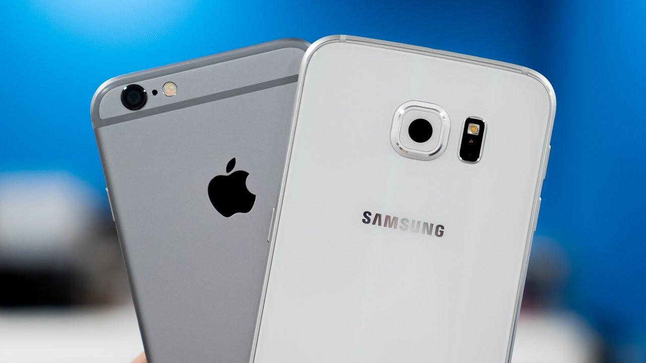 Apple iphones & News: Apple iPhone 7 Vs Samsung Galaxy S7 ...