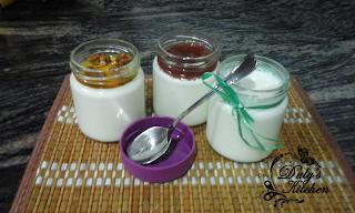 Yogurt Natural Casero
