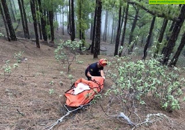 Rescatado un senderista alemán en La Cumbrecita