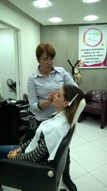 Espaço A Cabelo e Estética, Tremembé, maquiagem, salão, Arabian Style Makeup Tutorial, youtube, São Paulo