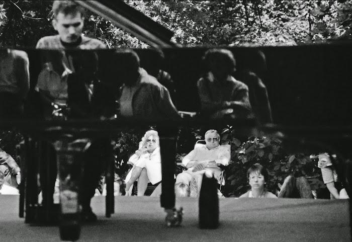 Berlin, Tiergarten, © L. Gigout, 1990