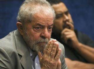 Lula é condenado por tentativa de enganar Justiça em processo sobre sítio